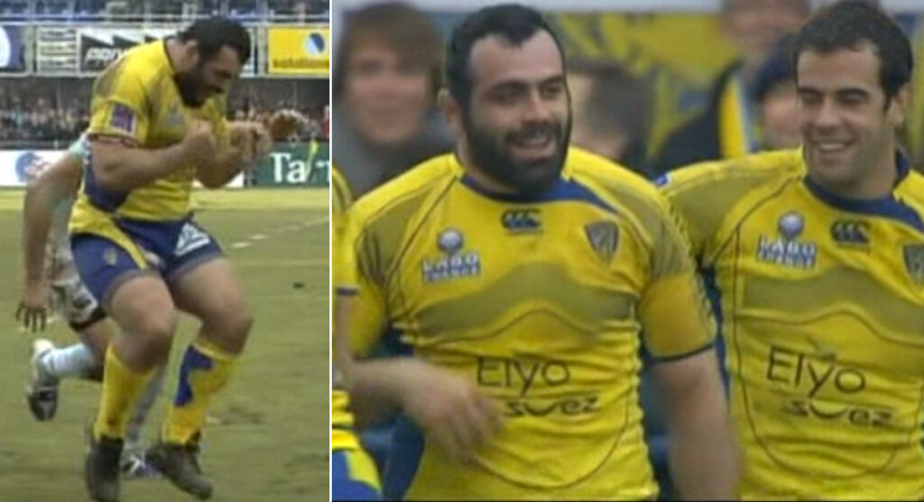 Midweek Madness - Davit Zirakashvili surprises himself with funny try