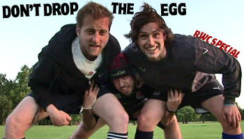 Don't Drop the Egg - Rugby World Cup Special