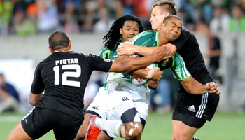 Highlights from days one and two of the 2011 South Africa Sevens
