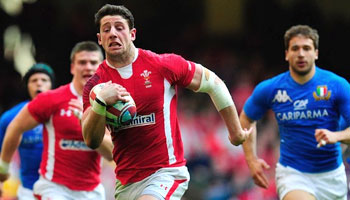 Wales still on course for Grand Slam following victory over Italy