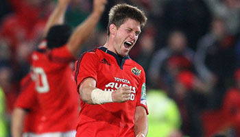 Ronan O'Gara sinks Saints with injury time drop goal