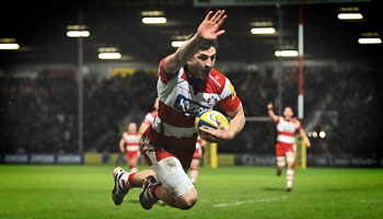 Gloucester and Harlequins score classic tries in great game of rugby