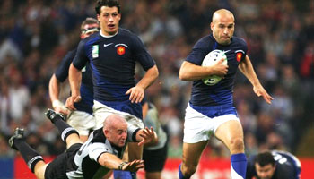 France's killer blow against New Zealand - RWC 2007
