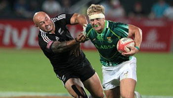 IRB World Series Sevens - Dubai Highlights Day 1