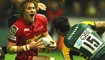 Scarlets go two from two with good win over Northampton Saints