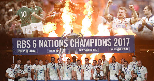 Fascinating 2017 Six Nations comes to a close - Final Weekend Highlights Wrap