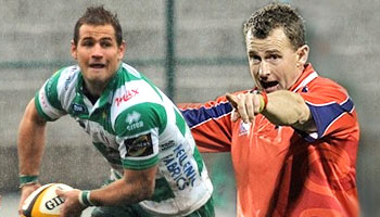 Referee Nigel Owens - 'This is not Soccer'
