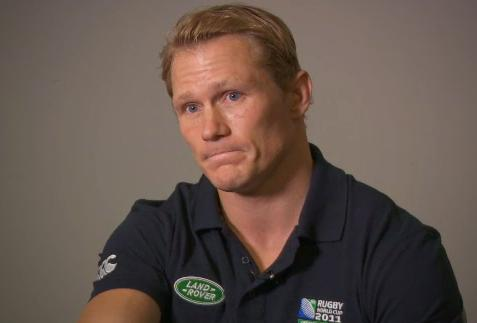 Josh Lewsey's thoughts on England at the RWC 2011