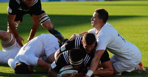 New Zealand demolish England in the World Rugby U20 Championship final