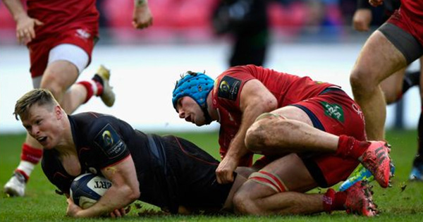 Saracens secure draw with hard fought Chris Ashton try in extra time