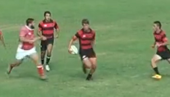 Step and unbelievable dummy sets up great try for Arkansas State University