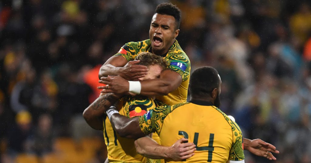 Wallabies must believe if they are to repeat Bledisloe heroics of last year