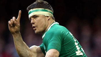 Brian O'Driscoll on the brink of breaking Wallaby George Gregan's Test cap record