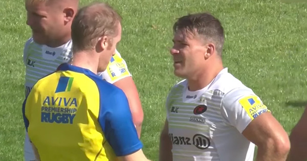Schalk Brits angered at cynical play by Kahn Fotuali'i