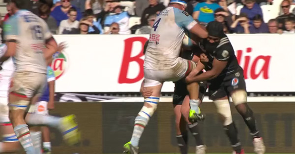 The 5 Biggest Hits from round 17 of the Top 14