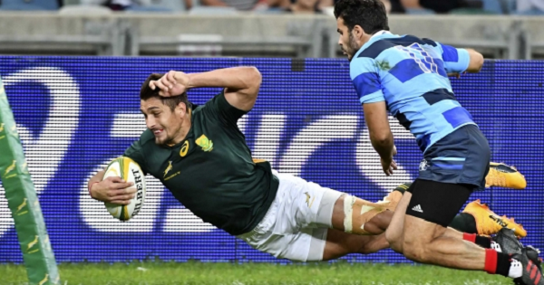 South Africa 'A' round off series with comfortable win over French Barbarians