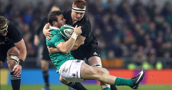 Are the All Blacks a dirty team? Fans divided after battle in Dublin