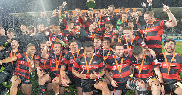 Canterbury dominance continues with yet another New Zealand Provincial Championship title