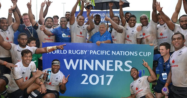 Fiji win Pacific Nations Cup to book RWC 2019 place along with Tonga