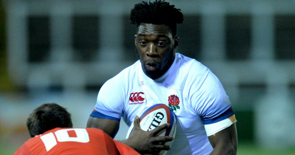 England might have a new wing powerhouse in U20 Gabriel Ibitoye
