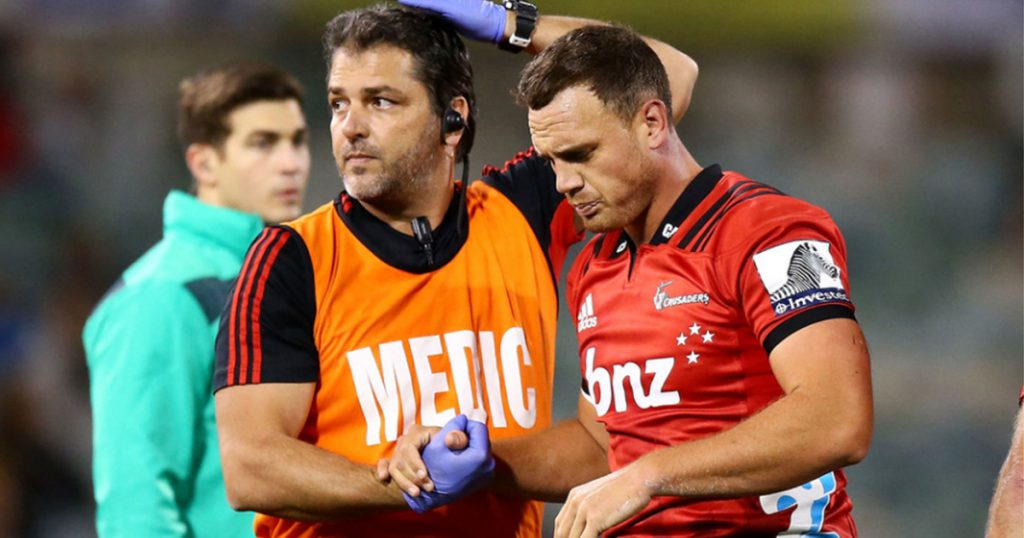 Chance Peni suspended for high shot as Israel Dagg gets injured again