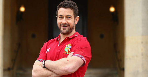 Greig Laidlaw talks about Lions call-up following Ben Youngs withdrawal