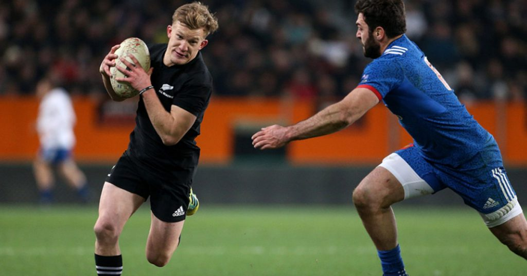 More referee controversy as All Blacks make it a clean sweep over France