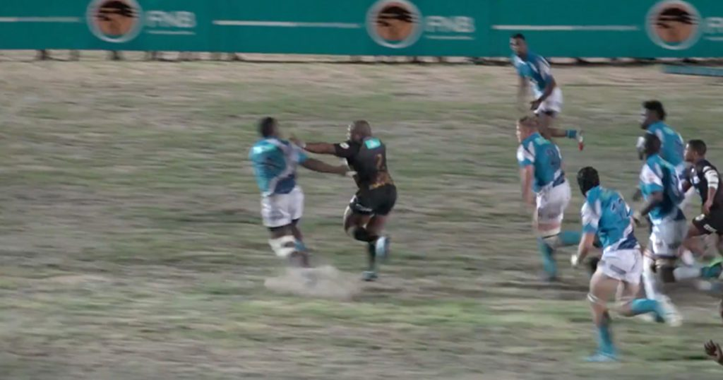 Incredible hooker domination on display in South Africa's Varsity Shield