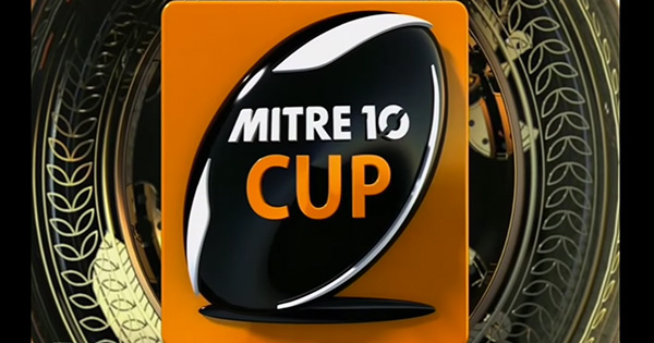 Best tries of Mitre 10 Cup - Round 1