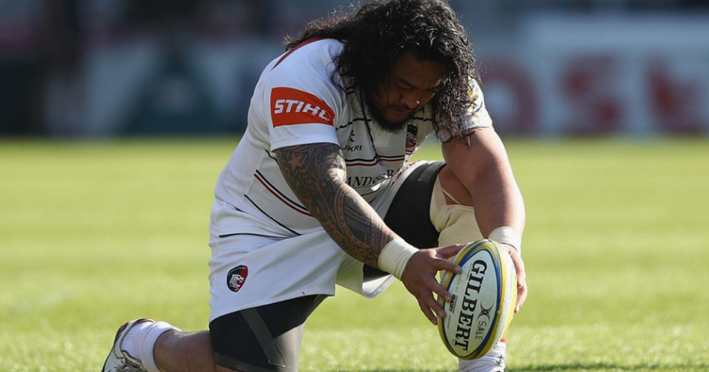 Prop Logovi'i Mulipola lines up conversion in last game with Tigers