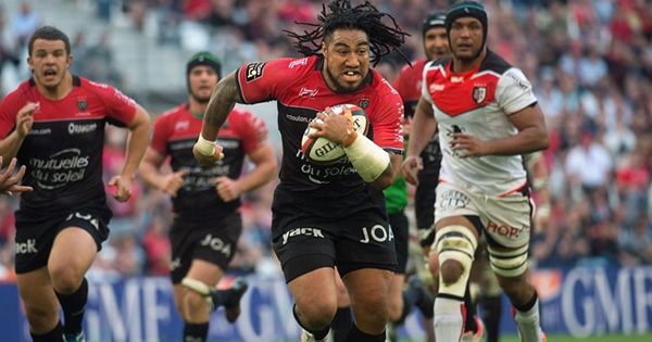 Ma'a Nonu back to form with brilliant individual try against Toulouse