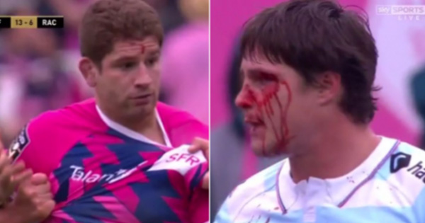 Pascal Pape and Wenceslas Lauret red carded after tense Paris derby brawl