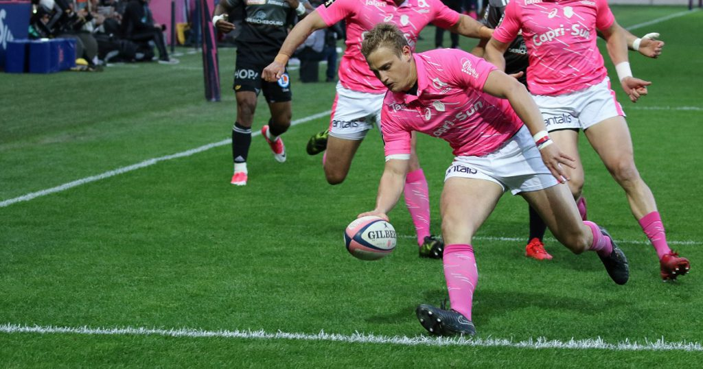 5 dazzling tries from the penultimate round of the Top 14