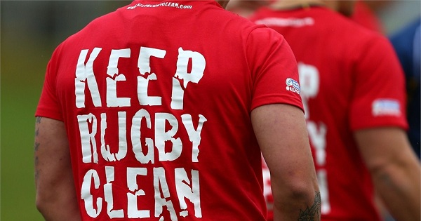 New World Rugby video unveils insight into anti-doping procedures