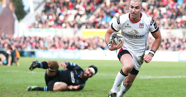 Ruan Pienaar starts and finishes superb try as Ulster beat Glasgow Warriors