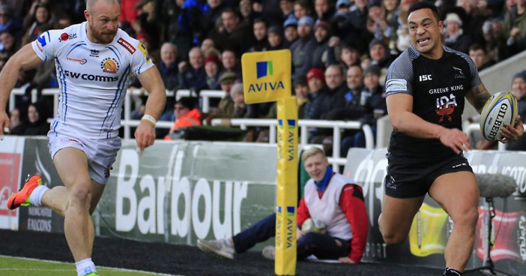 Try of the Year candidates for Aviva Premiership rugby have been unveiled