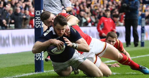Scotland end 10 year drought with famous win over Wales