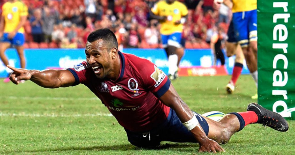 5 Great Tries from round four of Super Rugby