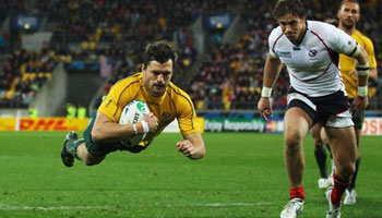 Rugby World Cup Daily - Wallaby rout