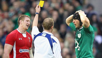Bradley Davies & Stephen Ferris controversial tackles discussed