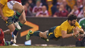 Wallabies snatch second Test victory to level the Lions series