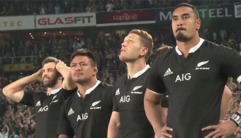 All Blacks reaction at final whistle after dramatic loss to South Africa