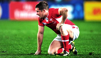 Shane Williams flipped in huge double hit vs the Wallabies