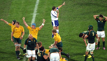 Rugby World Cup Daily - Semi Finalists confirmed
