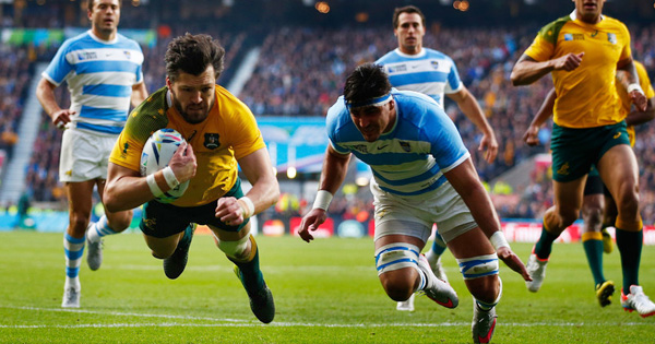 Wallabies remain unbeaten to reach Rugby World Cup 2015 Final with win over Argentina