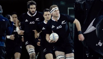 It's Our Job - AIG and All Blacks commercial