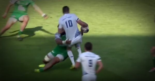 Connacht's HUGE defence against Leinster in PRO12 final