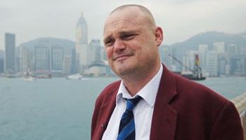The Pub Landlord Al Murray celebrates Hong Kong 7s 40th Anniversary