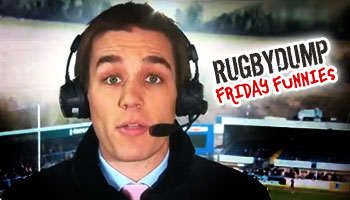 Friday Funnies - Sky Sports Presenter Alex Payne fluffs his live intro