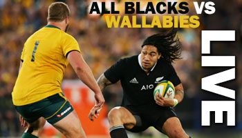 Bledisloe Cup Game 1 kick-off time: What time does ...